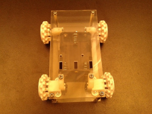 Robot Senile Competitie49