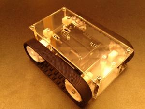 Robot Senile Competitie53