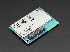 70-pin Hirose Header  Intel Edison - 3mm2