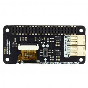 Amplificator Pirate Audio 3W Stereo Amp pentru Raspberry Pi2
