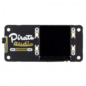 Amplificator casti de la Pirate Audio pentru Raspberry Pi2