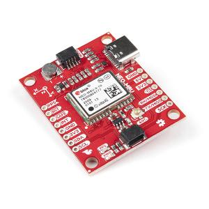 Breakout GPS SparkFun NEO-M8U cu UDR0