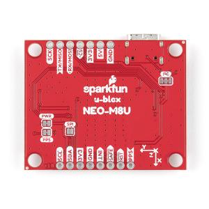 Breakout GPS SparkFun NEO-M8U cu UDR2
