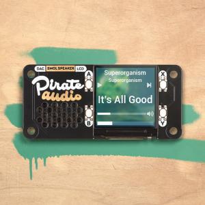 Difuzor Pirate Audio pentru Raspberry Pi [0]