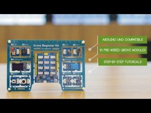 Kit Seed Studio Grove pentru Arduino pentru incepatori [2]
