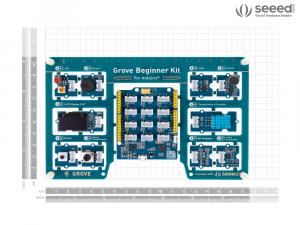 Kit Seed Studio Grove pentru Arduino pentru incepatori [3]