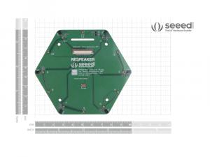 Kit matrice 6 microfoane Seed Studio ReSpeaker pentru Raspberry Pi [4]