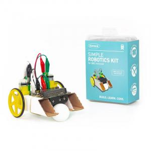 Kit robotica Kitronik Simple pentru BBC micro:bit [0]