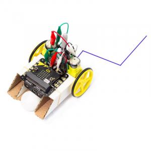 Kit robotica Kitronik Simple pentru BBC micro:bit [1]