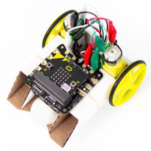 Kit robotica Kitronik Simple pentru BBC micro:bit [2]