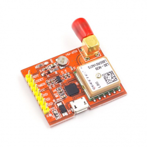Modul GPS cu port USB pentru Raspberry Pi [0]