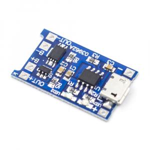 Modul incarcare baterie LiPo micro USB [2]