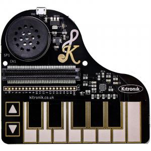 Modul pian monofonic Kitronik :KLEF Piano pentru BBC micro:bit0