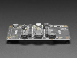 Placa Adafruit EdgeBadge TensorFlow Lite pentru microcontrollere5