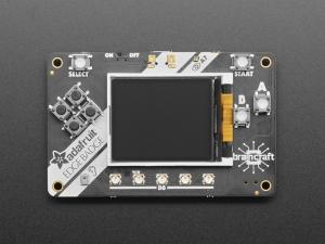 Placa Adafruit EdgeBadge TensorFlow Lite pentru microcontrollere7