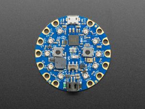 Placa dezvoltare Adafruit Circuit Playground Bluefruit cu BLE [6]