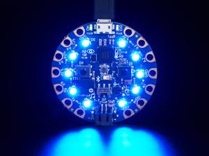 Placa dezvoltare Adafruit Circuit Playground Bluefruit cu BLE [7]