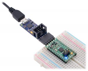 Pololu USB AVR Programator v2.18
