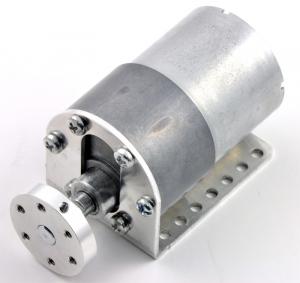 Pololu motor electric metalic, 30:1, 37Dx68L, 12V, pinion elicoidal encoder8