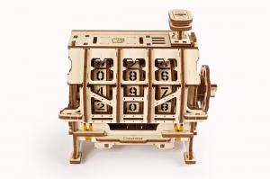 Puzzle mecanic 3D STEM Ugears Contor0