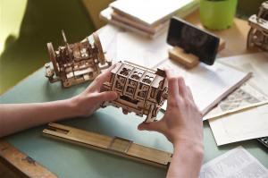 Puzzle mecanic 3D STEM Ugears Contor11