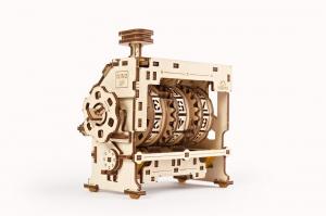 Puzzle mecanic 3D STEM Ugears Contor3