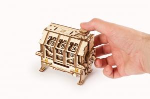 Puzzle mecanic 3D STEM Ugears Contor7