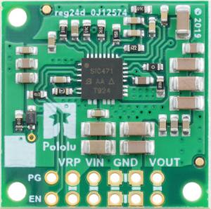 Regulator 5V 5.5A step-down Pololu D36V50F52