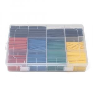 Set tuburi izolatoare termocontractabile colorate - 530 buc [3]