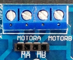 Shield driver motor L298P3