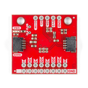 SparkFun 5P49V60 breakout clock  generator3