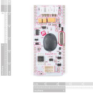 SparkFun EasyVR 3 Plus shield pentru Arduino3