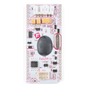 SparkFun EasyVR 3 Plus shield pentru Arduino8