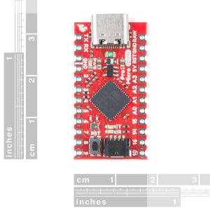 SparkFun Qwiic Pro Micro placa dezvoltare1