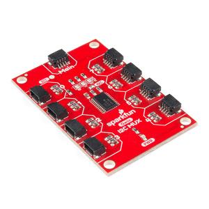SparkFun TCA9548A Qwiic Multiplexor breakout 8 canale0