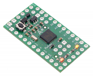 A-Star 328PB Micro - 5V, 20MHz compatibil Arduino0