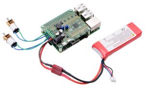 A-Star 32U4 Robot Controller SV  pentru Raspberry Pi (Fara conectori) [2]