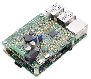A-Star 32U4 Robot Controller SV  pentru Raspberry Pi (Fara conectori) [1]
