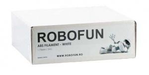 RETRAS - Filament Premium Robofun ABS 1KG  1.75 mm - Alb8
