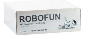 RETRAS - Filament Premium Robofun ABS 1KG  1.75 mm - Albastru inchis4