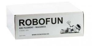 Filament Premium Robofun ABS 1KG  1.75 mm - Magenta2
