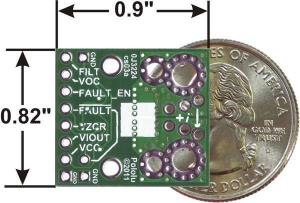 Senzor curent ACS709  -75A +75A1