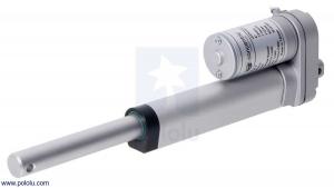 Actuator liniar de sarcina usoara Glideforce LACT2-12V-100