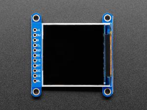 "Display TFT LCD Adafruit ST7789 de 1.54"", 240x240 pixeli,  slot microSD [0]"