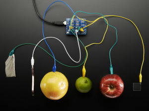 12 x Capacitive Touch Shield pentru Arduino - MPR1213