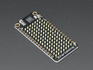 Matrice de LED-uri 15x7 pentru Platformele Feather - Alb0