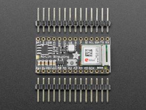 Adafruit AirLift Bitsy Add-On breakout coprocesor WiFi ESP32 [2]