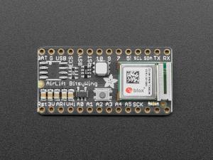 Adafruit AirLift Bitsy Add-On breakout coprocesor WiFi ESP32 [1]