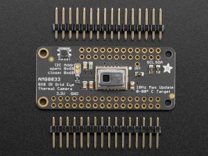 Camera termica Adafruit AMG8833 IR pentru FeatherWing [1]