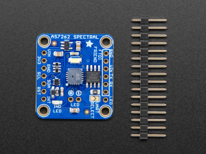 Breakout senzor de lumina/culoare de 6 canale Adafruit AS72622